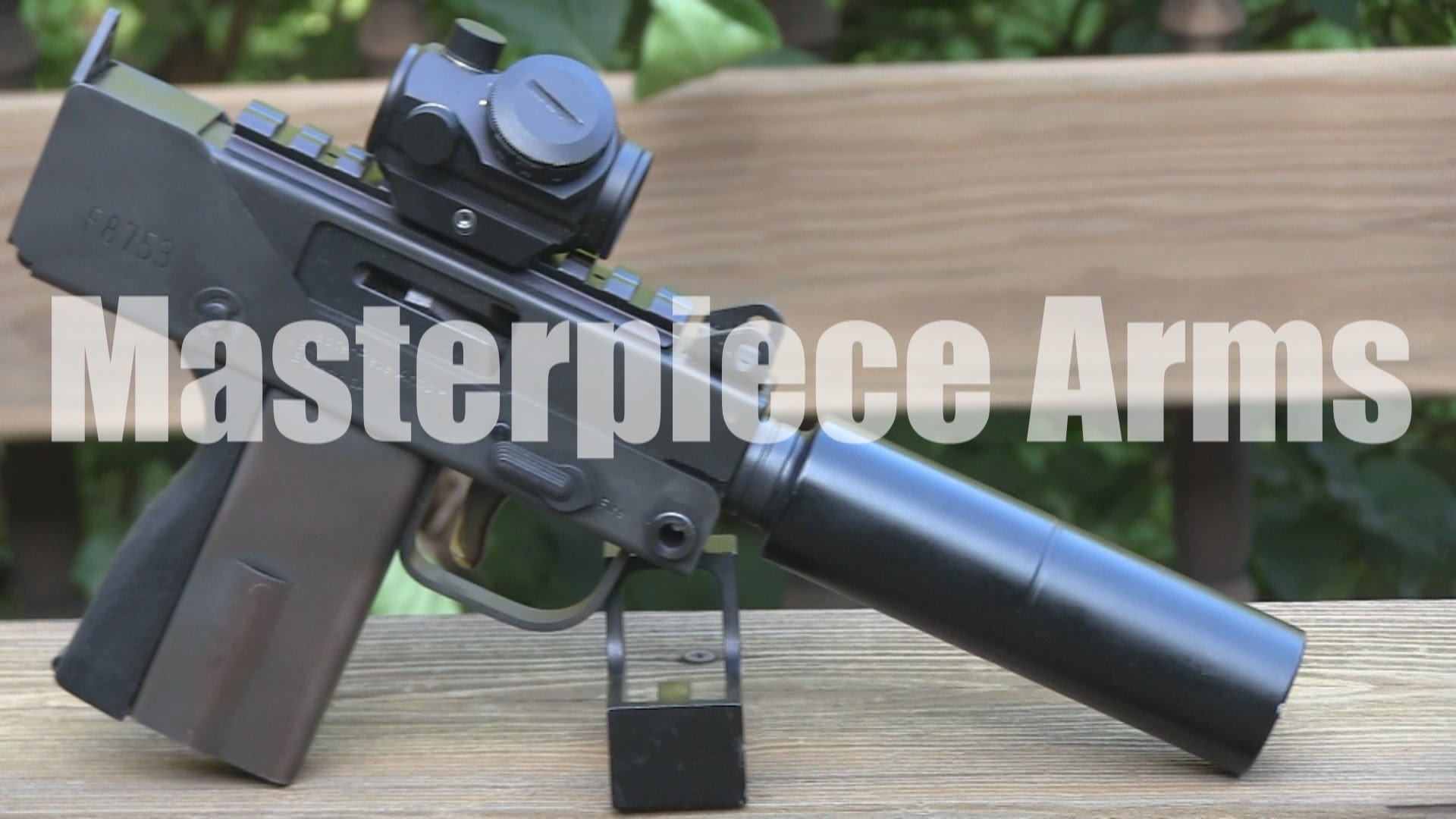 Masterpiece Arms Mini 9mm