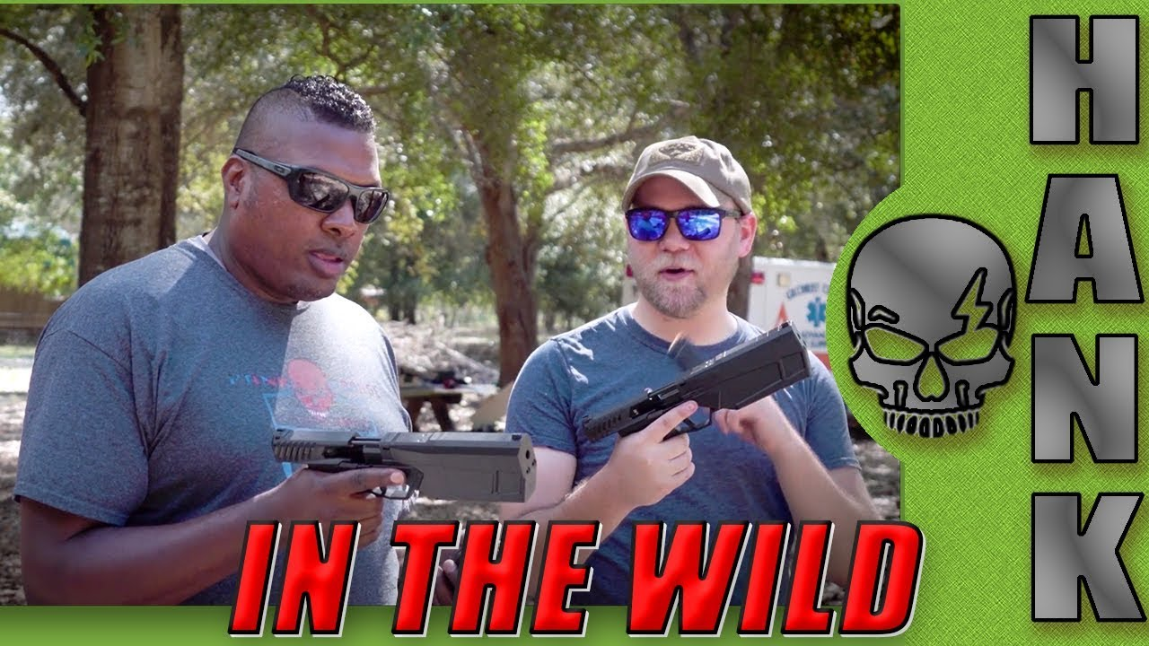 Maxim 9 from SilencerCo In The Wild: No Ear Pro Day Part 3