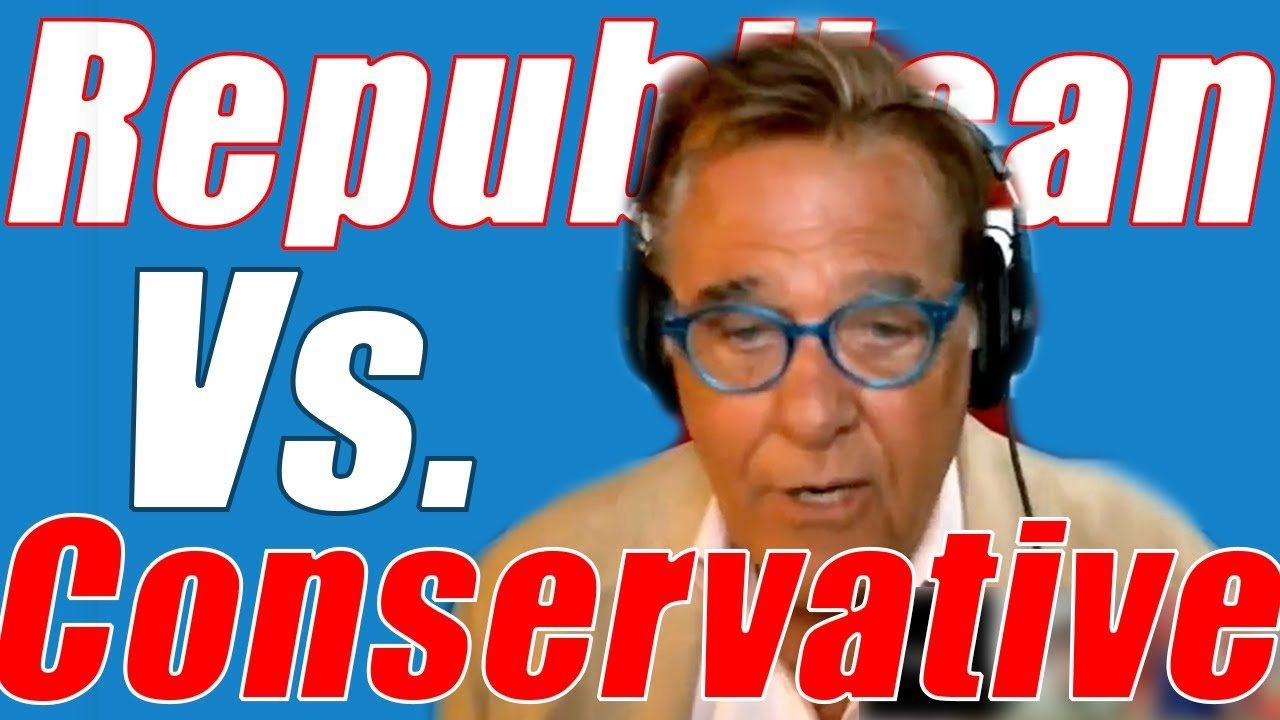 Chuck Woolery: Everyone Thinks A Republican Is A Conservative