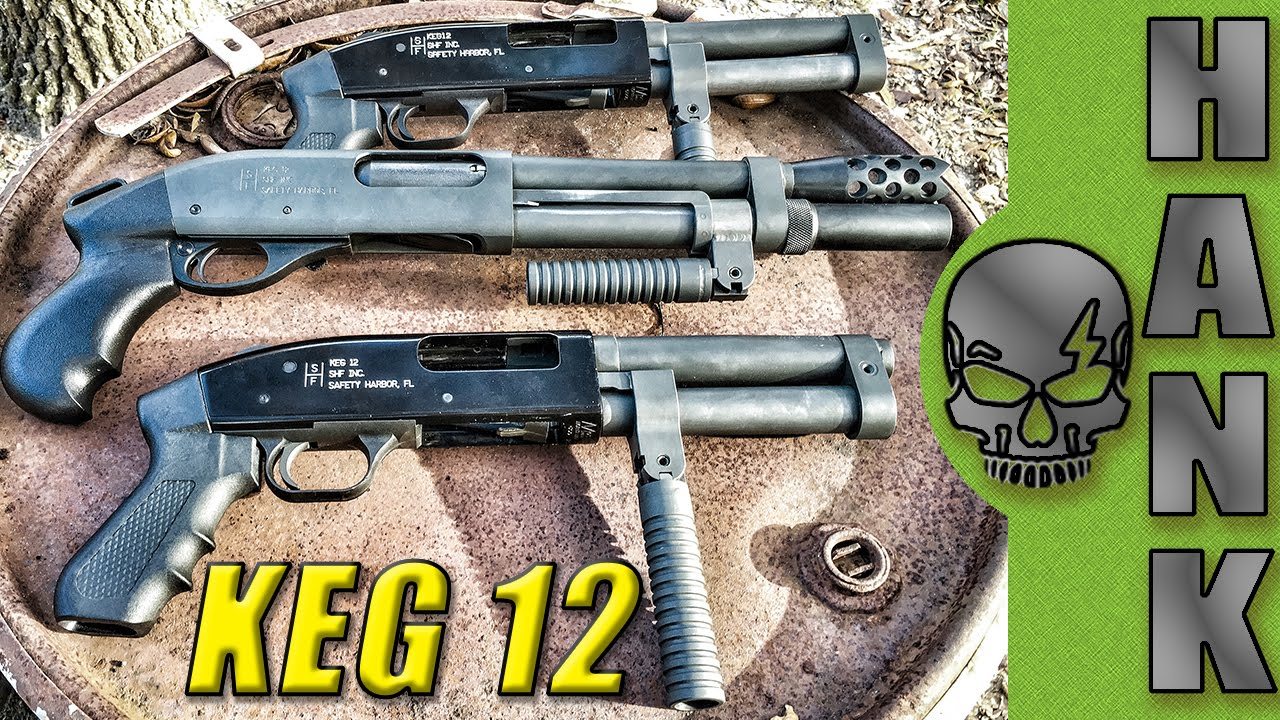 KEG12  Shotgun Safety Harbor Firearms
