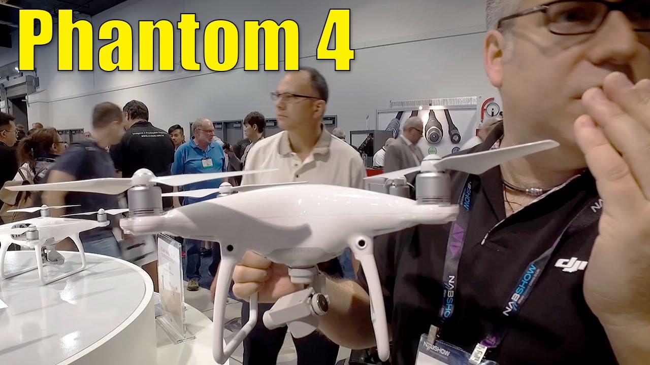 DJI Phantom 4 NAB 2016