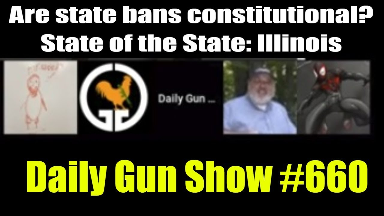 are state bans constitutional? - State of the State: Illinois -