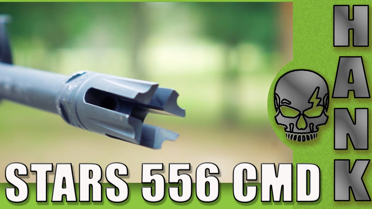 STARS 556 CMD Flash Hider