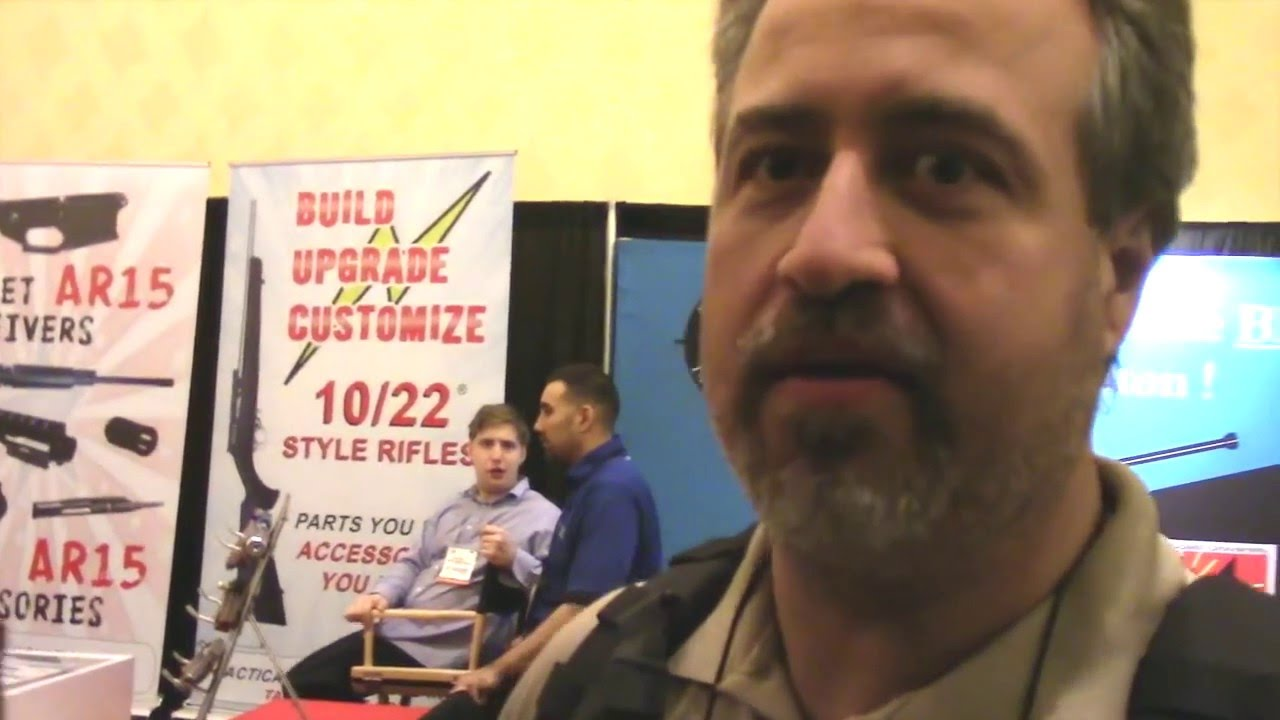 STOLEN VALOR-Joe Lucania of Devil Dog Arms SHOT Show 2014
