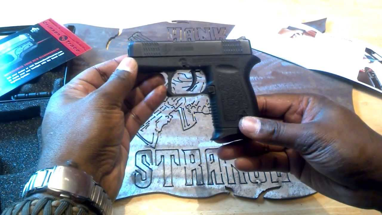 Diamondback DB380 .380 ACP Pocket Pistol Takedown and Reassembly