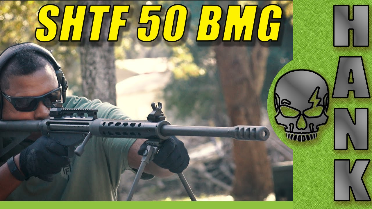 SHTF 50 On The Hacienda
