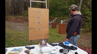 Micro Roni Review and 70,000 rd Glock accuracy test