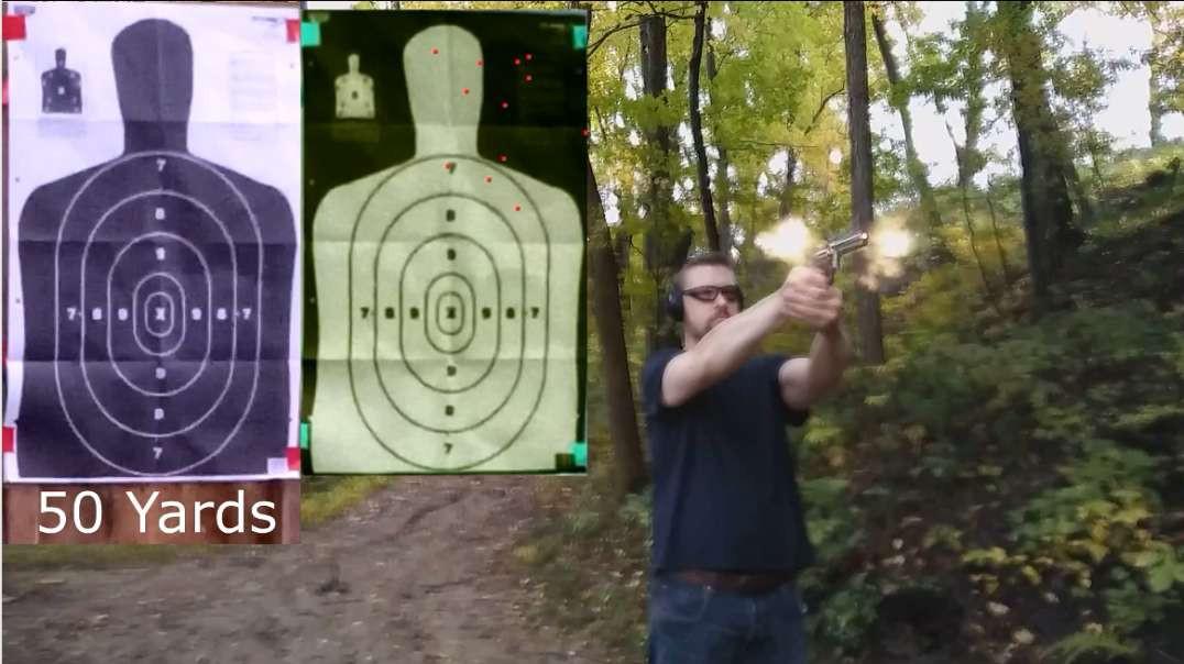 9mm Vs .38 Special Series Ep.3 - Long Range Capabilities