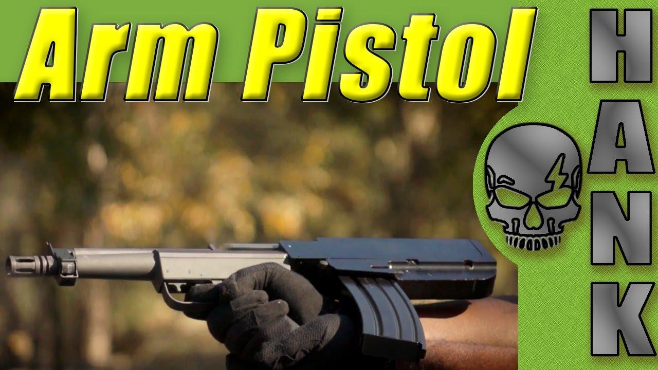 Bushmaster Arm Pistol