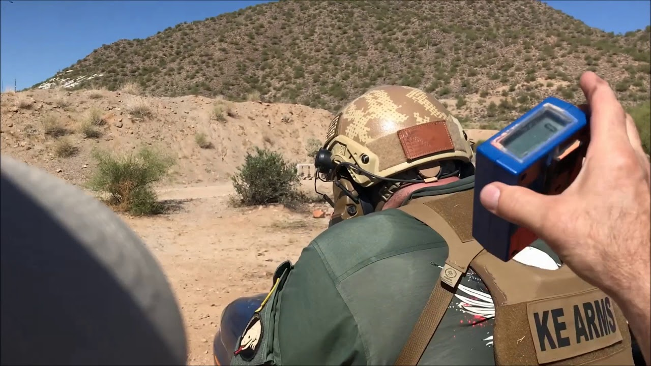 Arizona Pistol Caliber Carbine Championship 2018