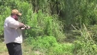 ANTI GUN THANE & RACHELS FIRST TIME SHOOTING!