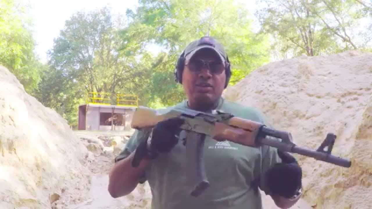 Shooting c39v2 from CENTURY ARMS