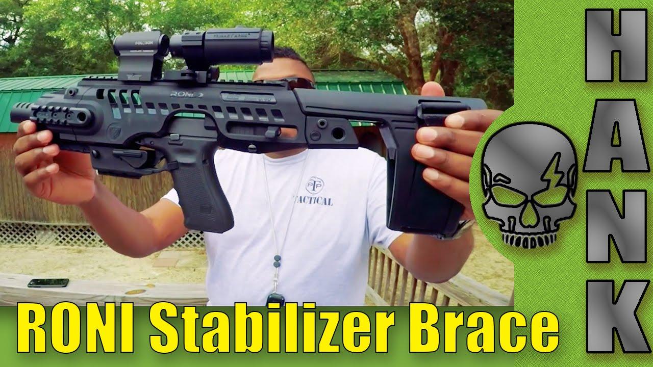 RONI Civilian Pistol Carbine Conversion