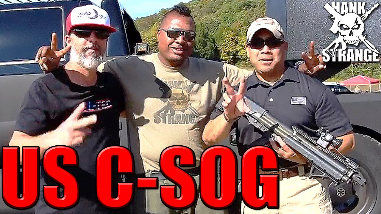 Exclusive Interview with STL Garcia of US C-SOG
