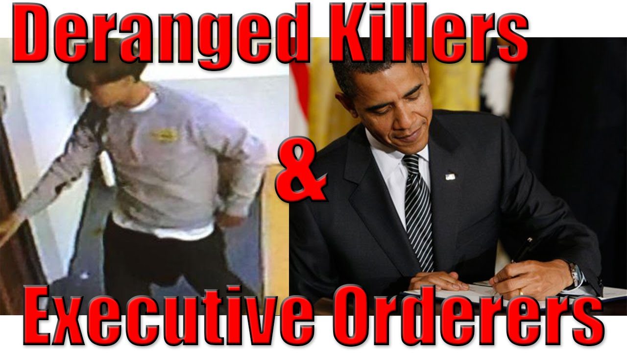 Deranged Killers & Executive Orderers Episode 01 10 Minute Opinion