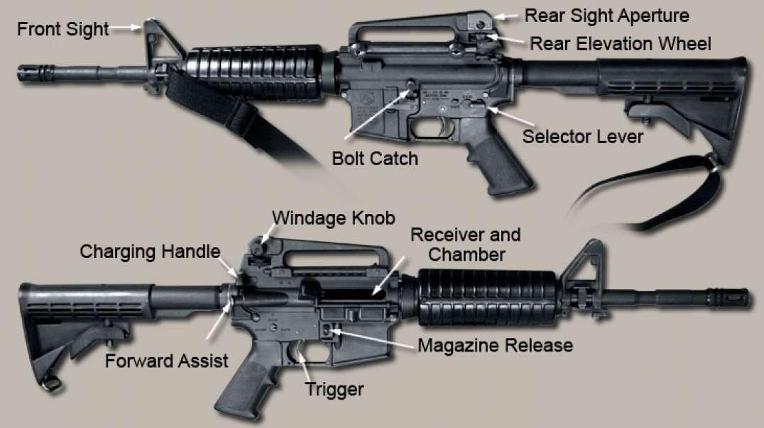 """My AR15s (Part 3) """"Bumpfire 5.56 AR"""""""