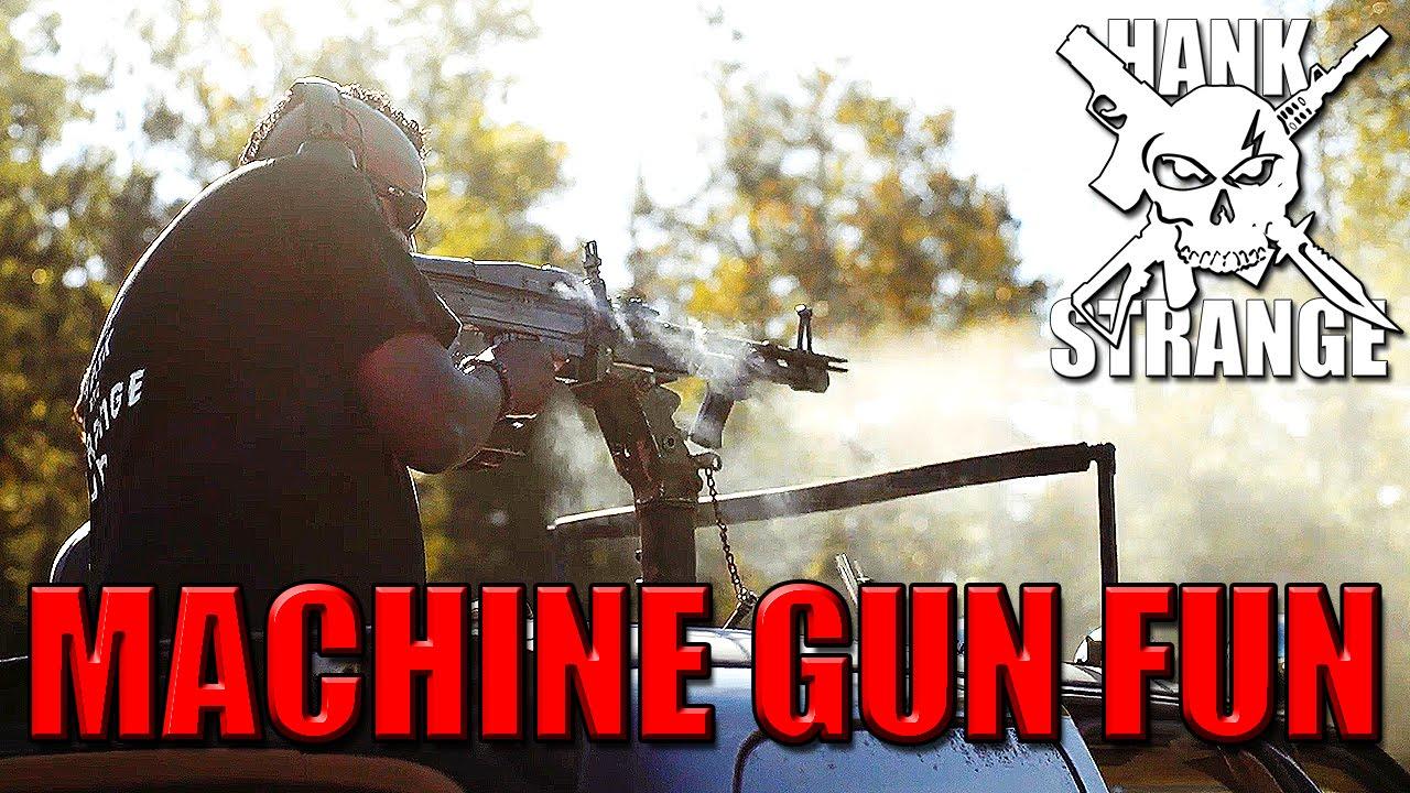 Full Auto Machine Gun Fun