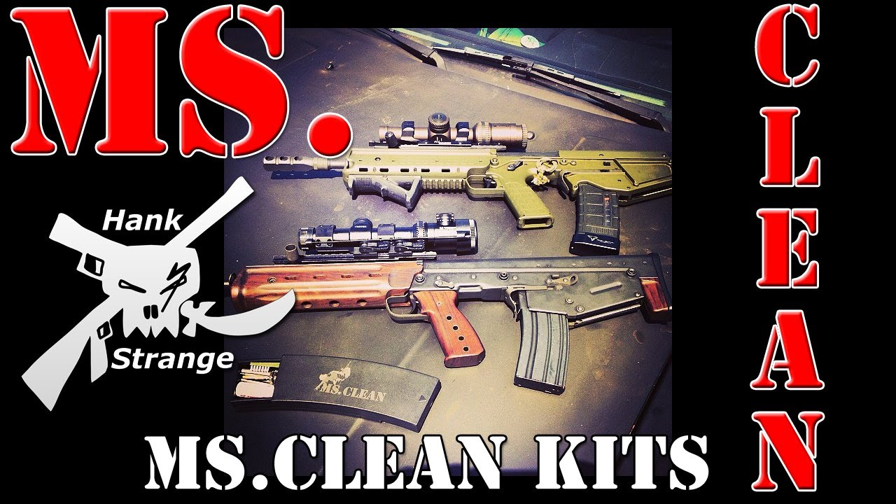 Hank Strange & Peter Palma talk MS Clean Kits