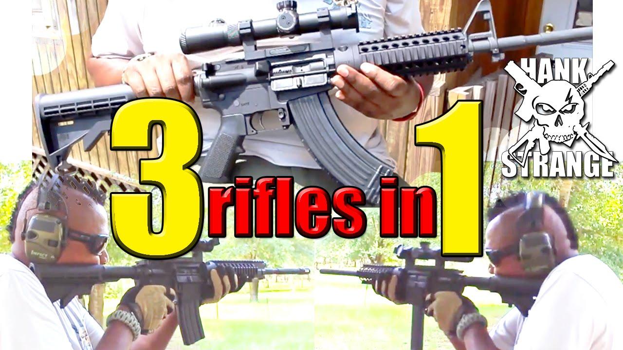 MGI Hydra 3 Rifles 1 Gun