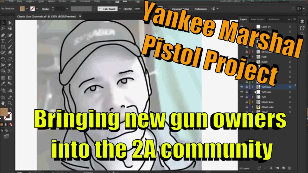 Yankee Marshal Pistol Project - TYMP - Bringing new gun owners into the 2A community