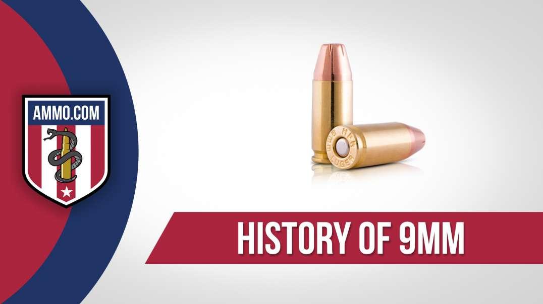 9mm Ammo - History