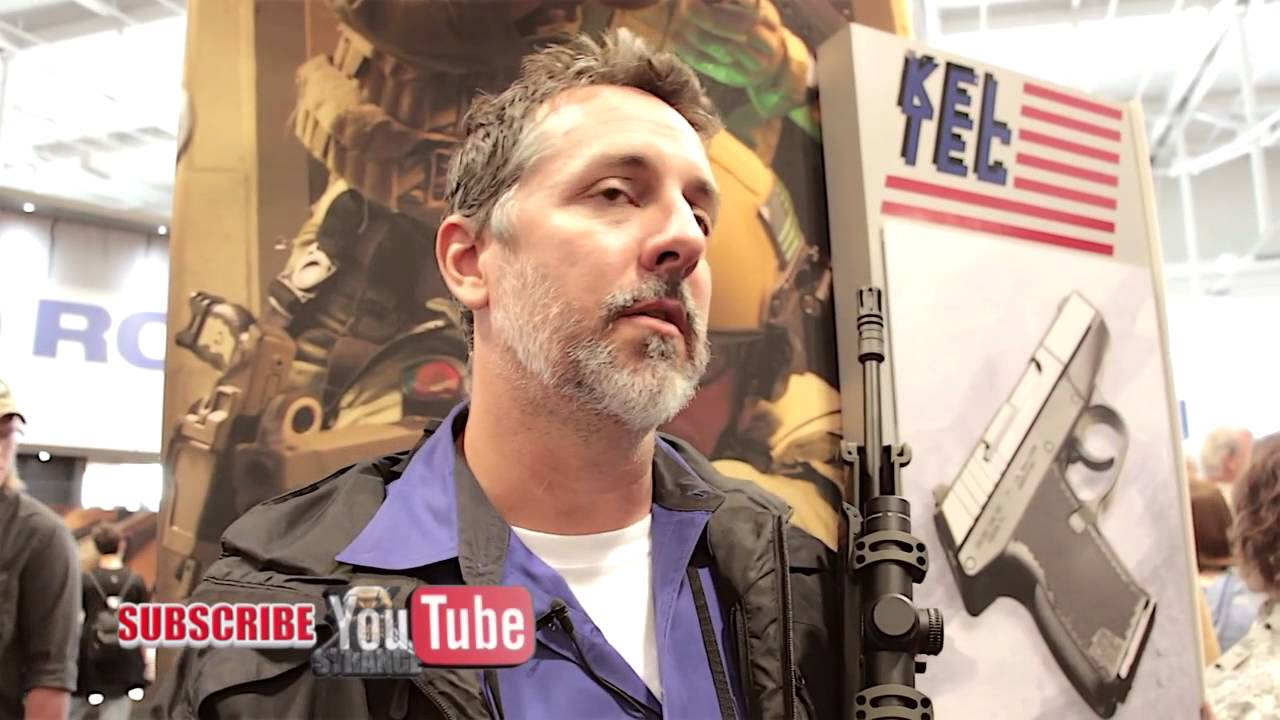 Kel-Tec New Guns Updates 2015 NRAAM