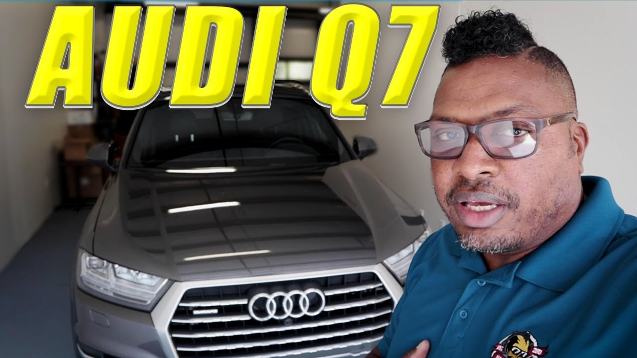 2018 Audi Q7 Luxury SUV Review