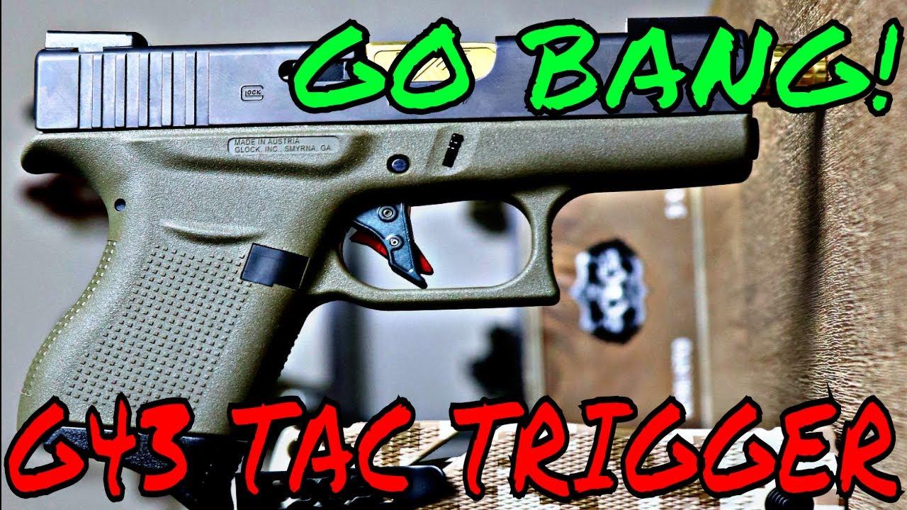 Overwatch Precision Glock 43 Trigger 🔥