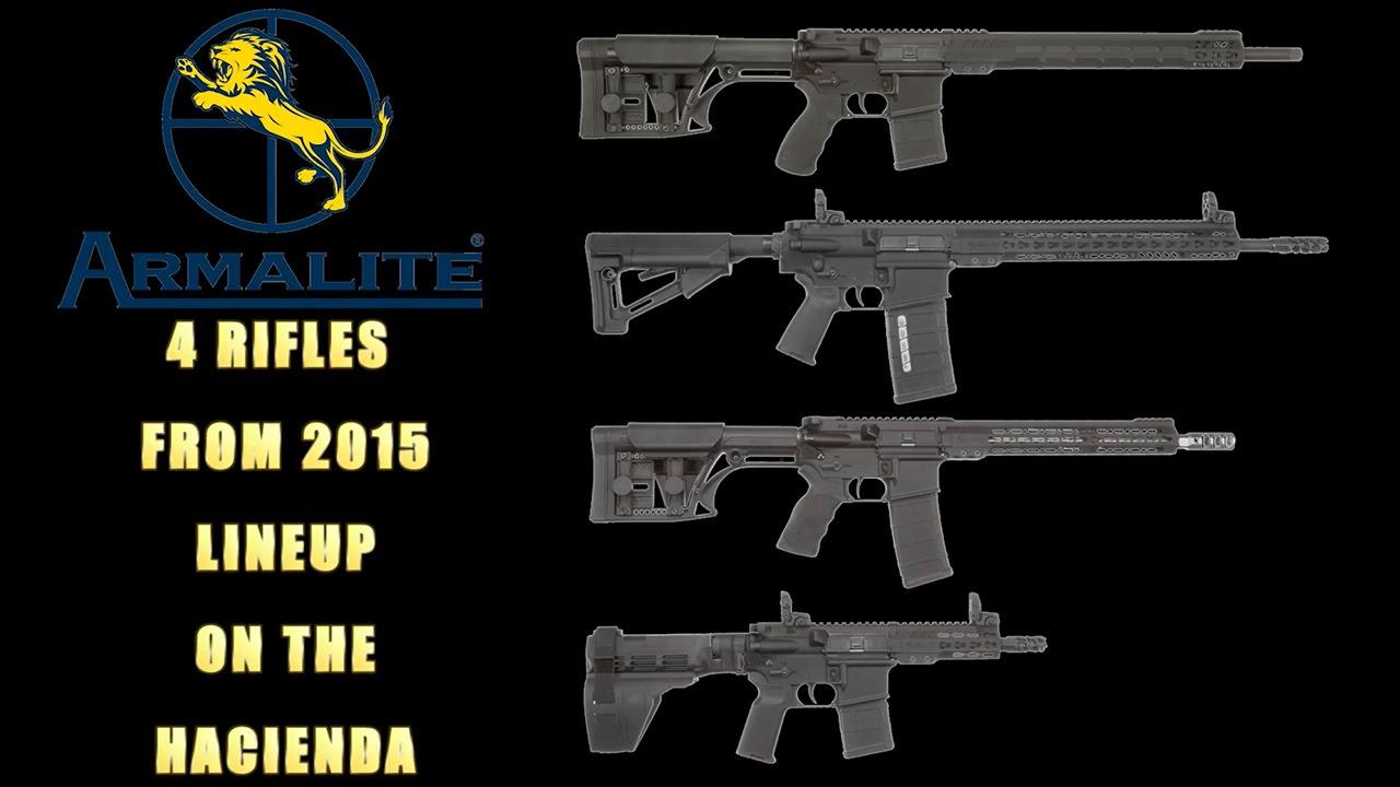 Armalite 2015 Rifles