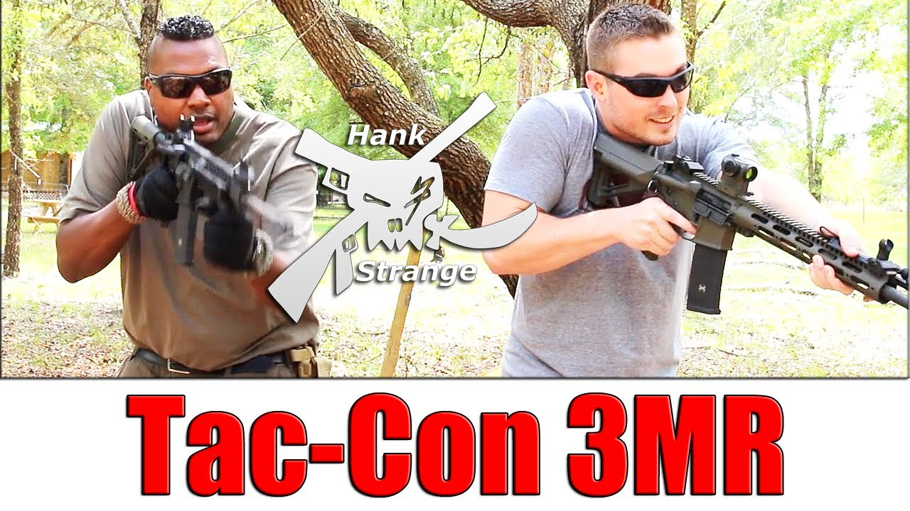 Full Review Tac Con 3MR Trigger in Sig Sauer 516