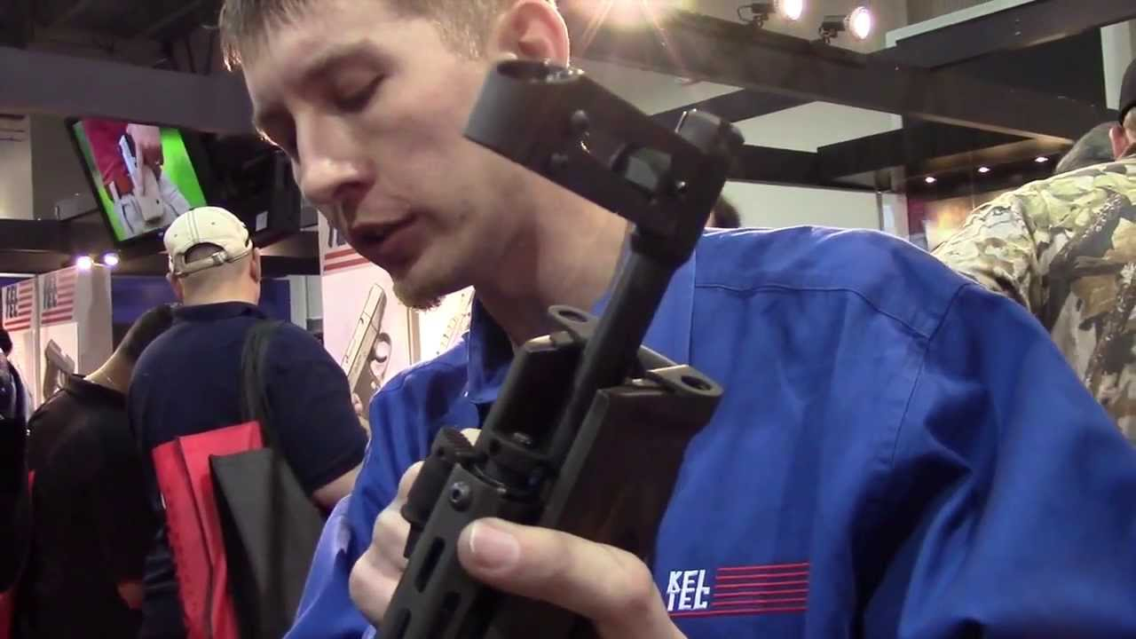Kel-Tec RDB M43 Wood Furniture Shot Show 2014