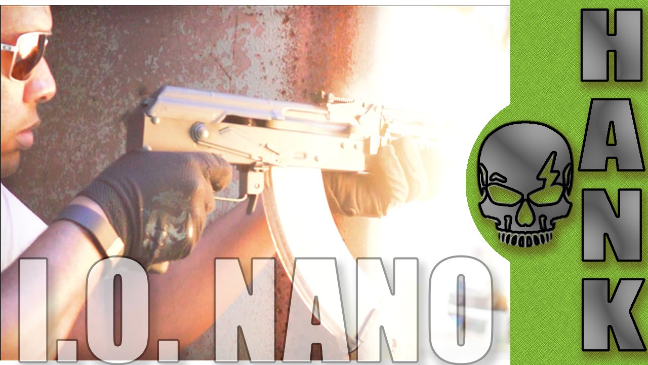 M214 NANO AK-47 Pistol