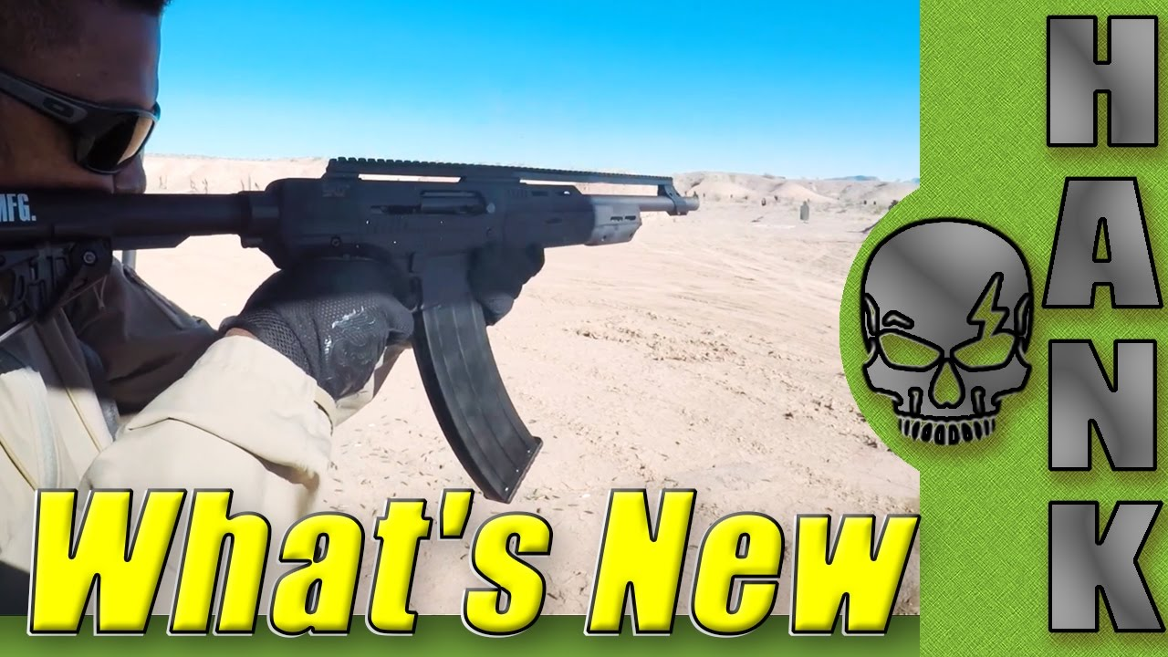 What's New From Standard Manufacturing SHOT show 2017