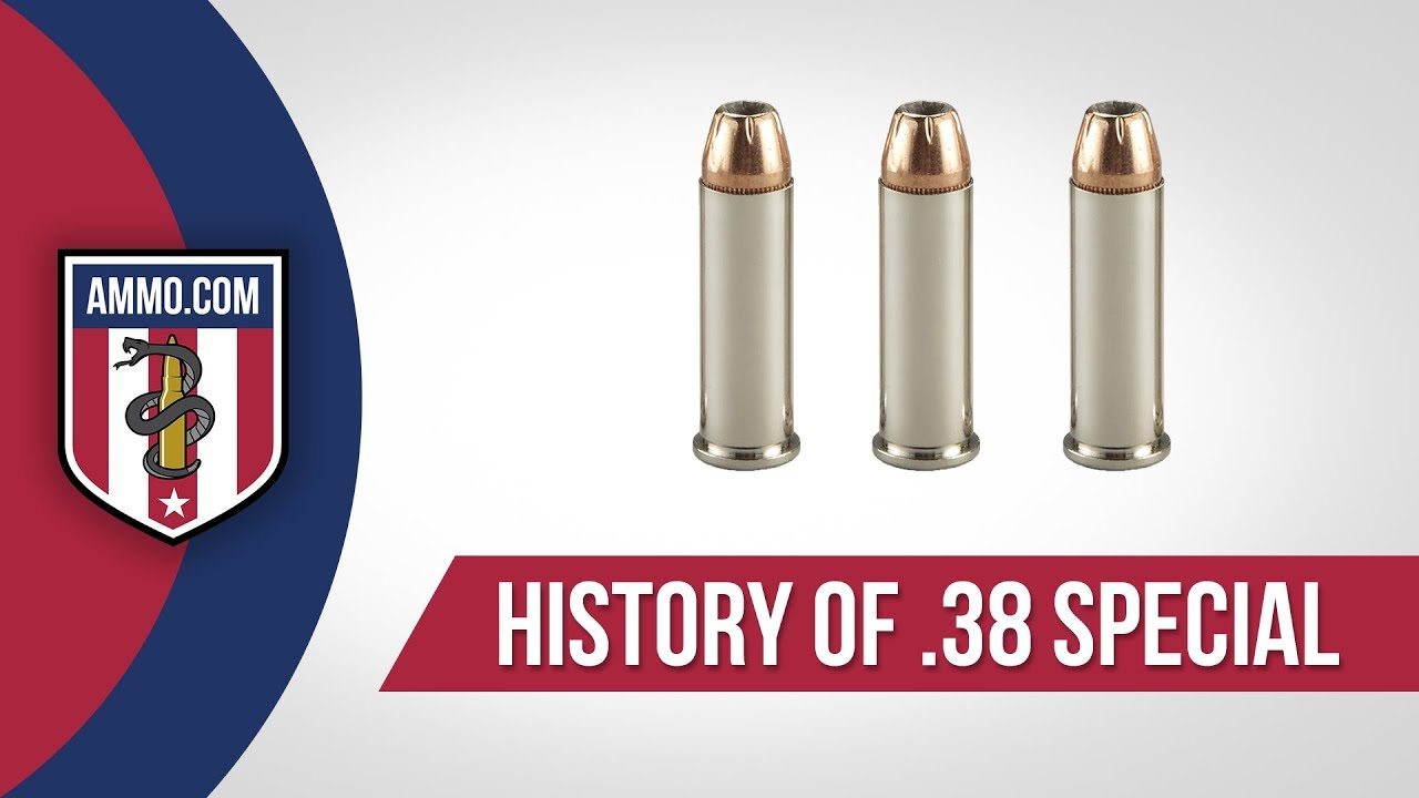 38 Special Ammo - History