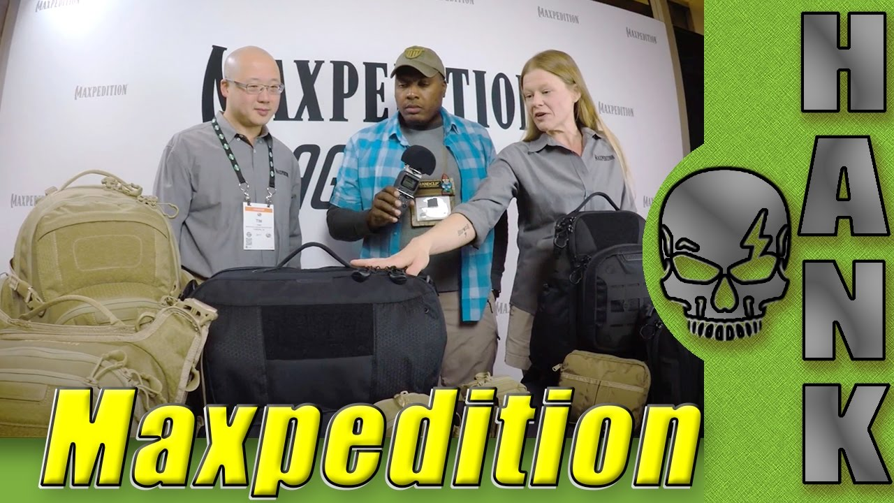 Maxpedition AGR What's New SHOT Show 2017