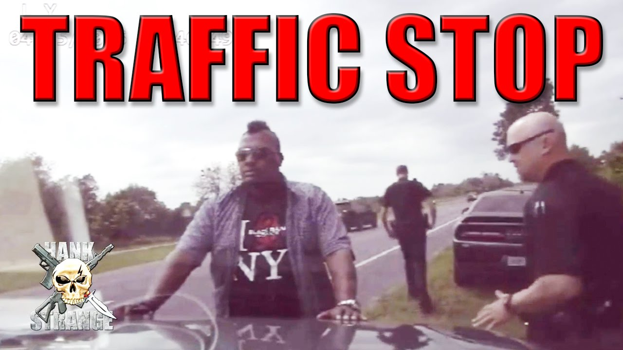 Driving While Strange : Easter Sunday Traffic Stop