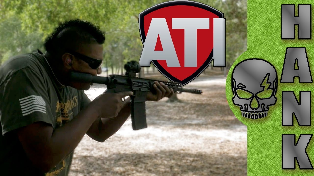 New 7 Inch AR-15 Pistol Handguard ATI Outdoors