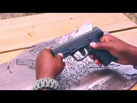 Steyr M9 A1 Pistol 9mm Full Size Pistol Takedown and Reassembly