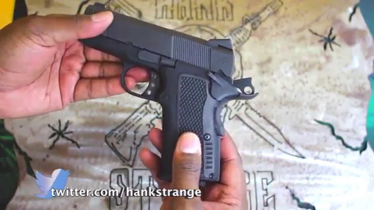 FX45 Fatboy LW Conceal Carry 1911 Pistol AmericanTactical
