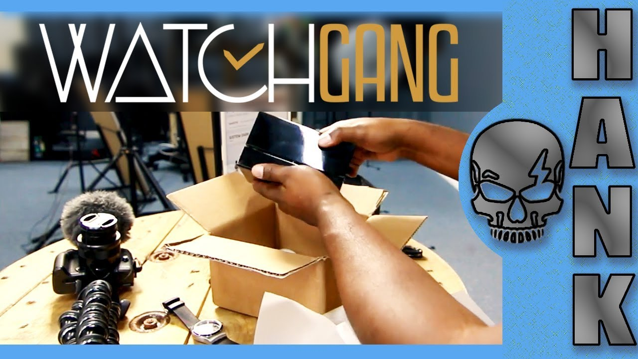 Watch Gang February 2018 Unboxing CX Swiss Military Automatic WatchNe