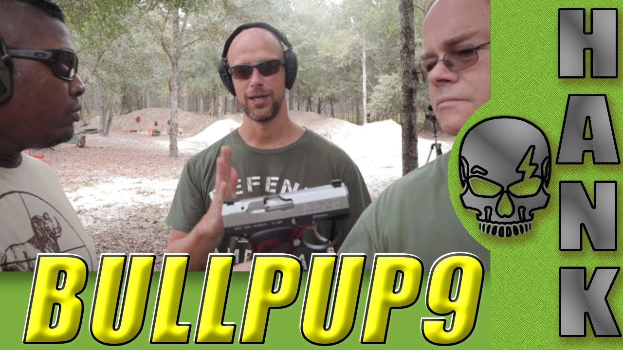 Bond BullPup9 First Impressions: IN THE WILD (Raw Footage) with Mrgunsngear