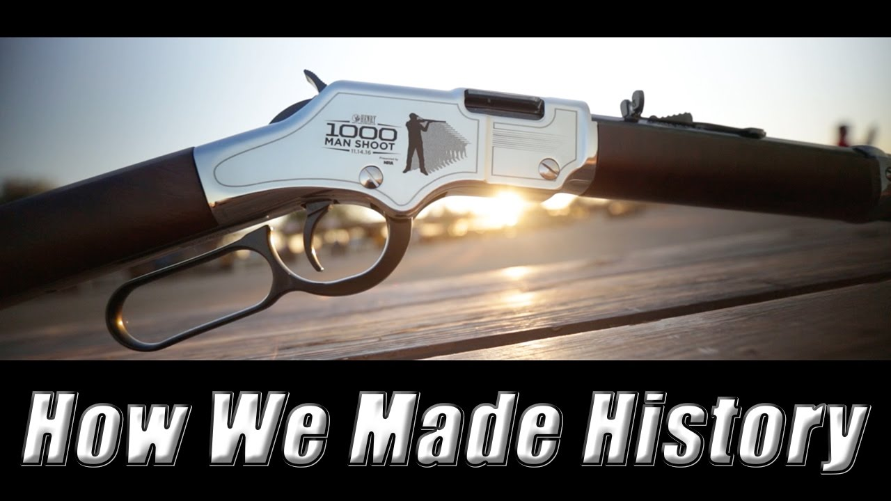 How We Made History : Henry 1000 Man Shoot