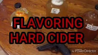 How to Flavor Hard Apple Cider