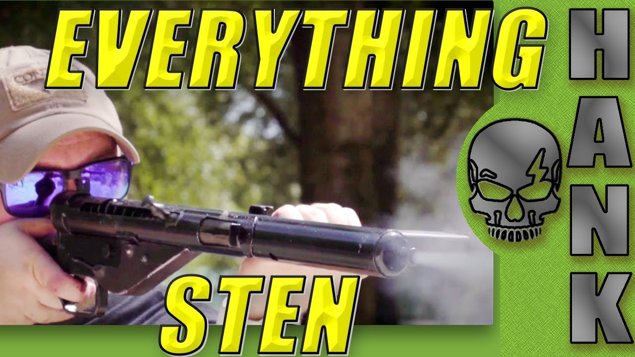 STEN Guns Everything You Need To Know