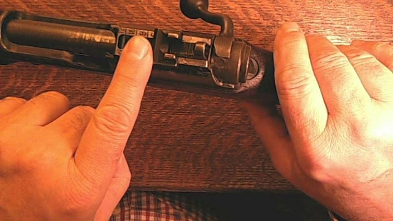Wanenmacher -  MAS 36 French rifle