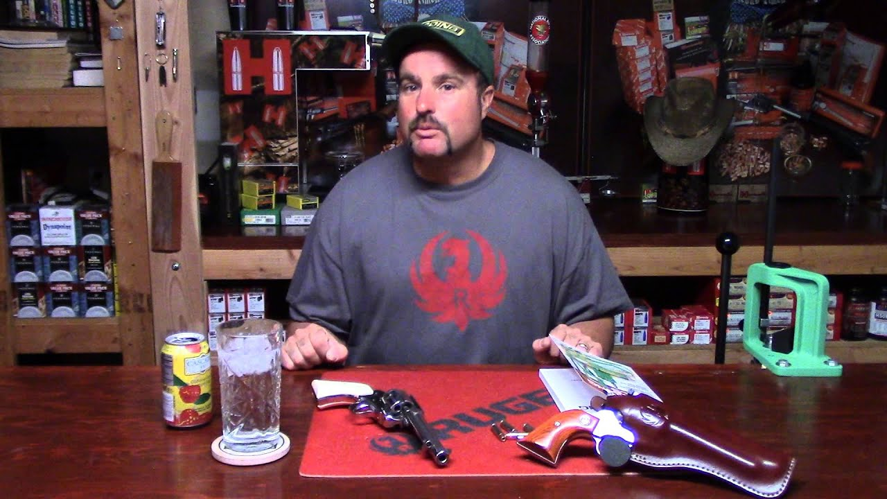 Women's Beginning Reloading, Video 4, Who Should and Shouldn't Own A Firearm