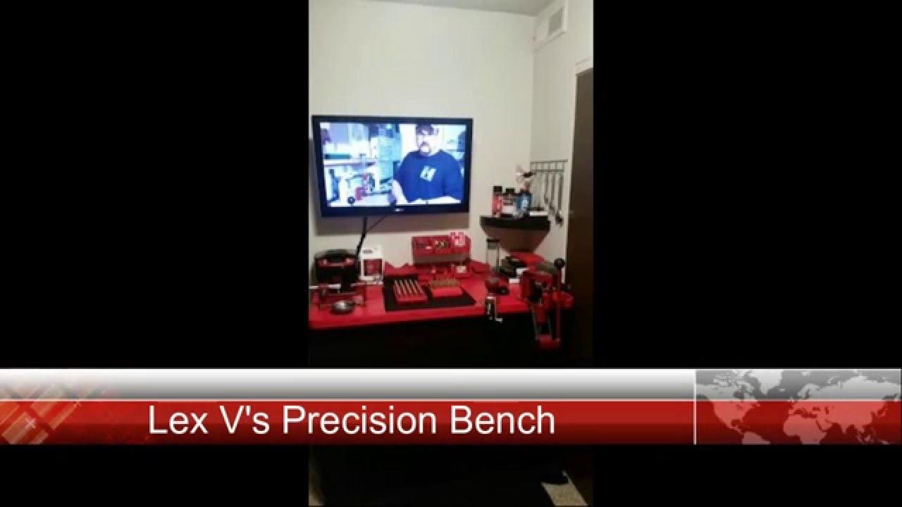 Lex V's Precision Bench