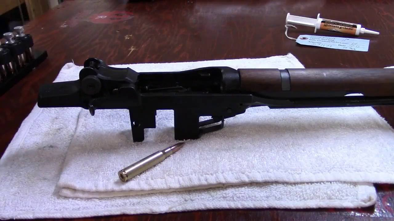 M1 Garand Series, Video 40, Garand Thumb and A Side of Finger Steak Sauce Please?