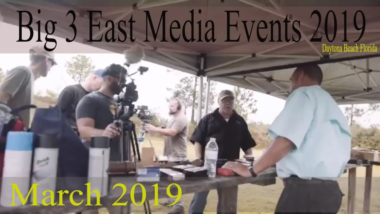 A Look at Big 3 East Media Events by Line One Films