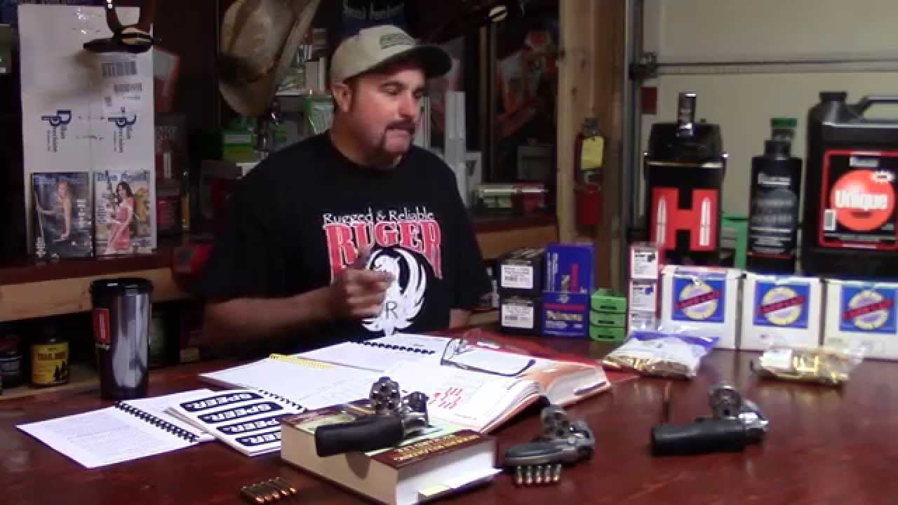 Women's Beginning Reloading, Video 18, Playlist Button and My Future Website